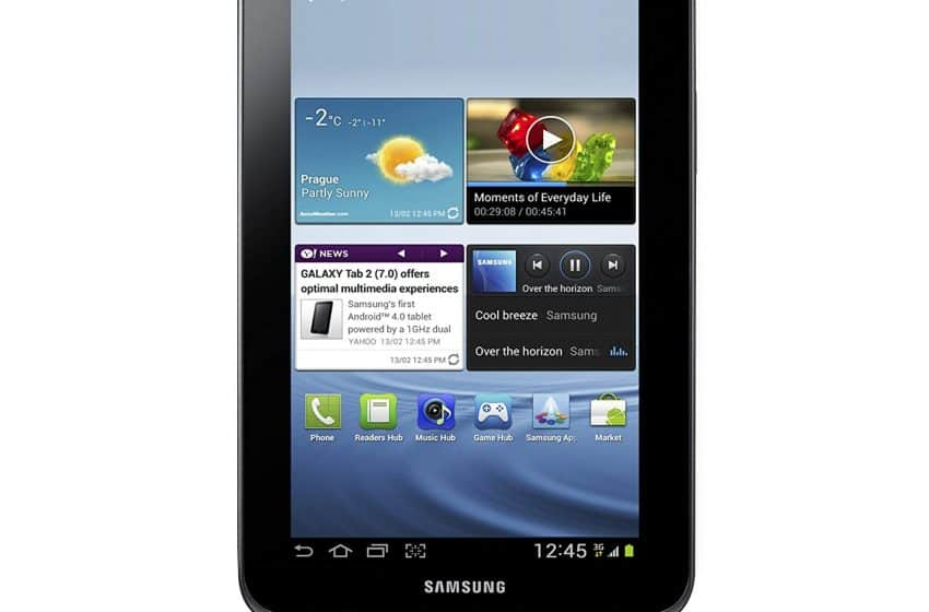 Jusqu'à 50 euros remboursés pour l'achat d'une tablette samsung galaxy tab 2